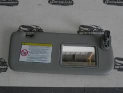 Козырек солцезащитный правый Kia Rio UB G4FC Kia Rio, UB