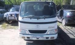 Toyota Dyna. Продается грузовик Toyota DYNA, 2 000куб. см., 1 500кг., 4x2