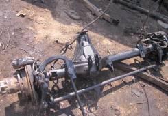 Мост. Toyota Hilux Surf Двигатели: 2LT, 2LTE