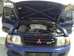 Двигатель 4M41 Mitsubishi Pajero 3 - 2001 года