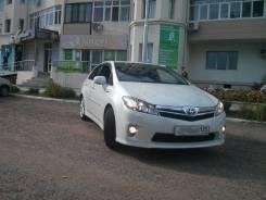 Toyota Sai. вариатор, передний, 2.4 (150 л.с.), бензин, 119 тыс. км
