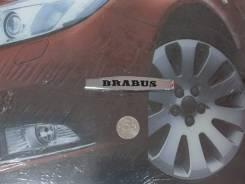 Шильдик на крылья 3D Brabus для автомобилей Mercedes-Benz