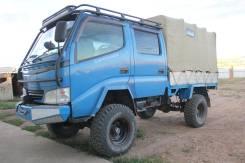 Toyota Toyoace. Продам TOYO ACE на мостах TLC 80 с блокировками, 3 000 куб. см., 1 500 кг.