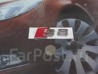 Эмблема. Audi S6