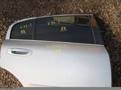 Дверь боковая. Nissan Skyline, V35 Двигатель VQ25DD