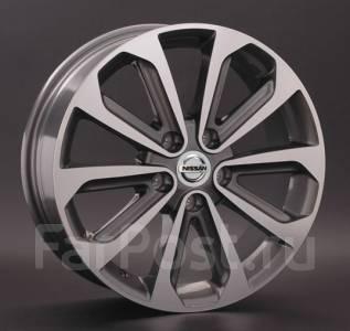 Nissan. 7.0x18, 5x114.30, ET40, ЦО 66,1мм.