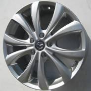 Mazda. 7.5x18, 5x114.30, ET50, ЦО 67,1мм.
