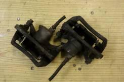 Суппорт тормозной. Mitsubishi Galant, EA1A