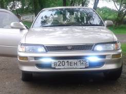 Toyota Corolla. автомат, передний, 1.5 (100 л.с.), бензин, 247 413 тыс. км