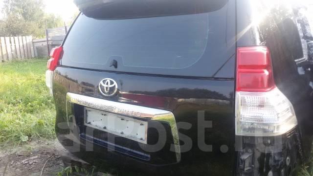 Toyota Land Cruiser Prado. 150, 1GR