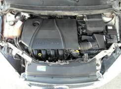 Крышка двигателя. Ford Focus