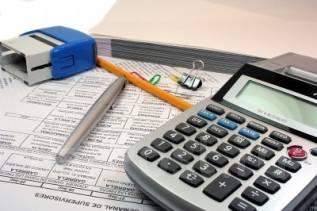 Услуги бухгалтера, составление деклараций