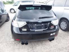 Стоп-сигнал. Subaru Impreza WRX STI, GRF, GRB