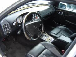 Интерьер. Mercedes-Benz C-Class, W202