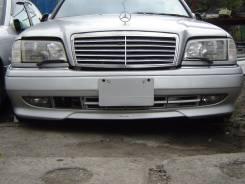 Обвес кузова аэродинамический. Mercedes-Benz C-Class