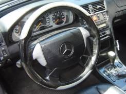 Руль. Mercedes-Benz C-Class