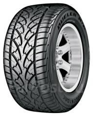 Bridgestone Dueler H/P D680. Грязь AT, без износа, 4 шт