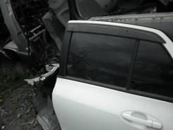 Ветровик на дверь. Toyota Vitz, SCP90 Двигатель 2SZFE