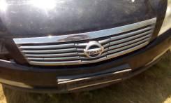 Решетка радиатора. Nissan Teana, PJ31, TNJ31, J31 Двигатели: VQ23DE, QR25DE, VQ35DE, QR20DE