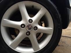 """Колеса Toyota Corolla 15"""" 4 на 100 на шипованной резине Barum Polaris"""