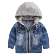 Куртки джинсовые. Рост: 86-98, 98-104, 116-122, 122-128 см
