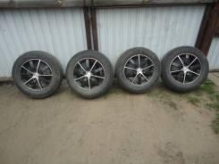 Комплект колес для Toyota. 6.5x15 5x114.30 ET45