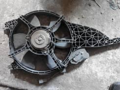 Вентилятор охлаждения радиатора. Nissan Navara, D40 Двигатель YD25DDTI