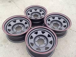Ikon Wheels. 10.0x15, 5x139.70, ET-40, ЦО 110,0мм.