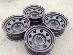Ikon Wheels. 8.0x15, 5x139.70, ET-25, ЦО 110,0мм.