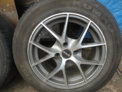 Отличный комплект колес. 6.5x15 4x100.00 ET50