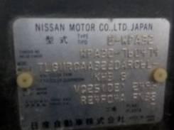 Автоматическая коробка переключения передач. Nissan Cefiro, WPA32 Двигатель VQ25DE