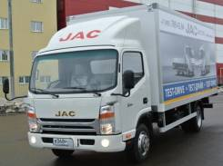 Jac. JAC N75 (Джак) изотермический фургон (сэндвич) 5 тон, 3 800 куб. см., 5 000 кг. Под заказ