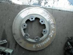 Диск тормозной. Nissan Terrano, WHYD21 Двигатель VG30E