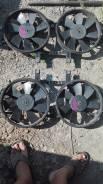 Вентилятор радиатора кондиционера. Mitsubishi Delica, PD3W, PD4V, PD4W, PD5V, PD5W, PD6W, PD8W, PE6W, PE8W