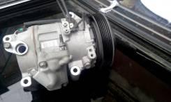 Компрессор кондиционера. Honda Legend, KB1 Honda Lagreat Honda Inspire Honda MDX Двигатель J35A
