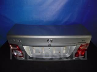 Крышка багажника. Nissan Almera, N16 Двигатели: QG15DE, QG18DE, QG16DE