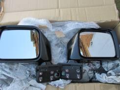 Зеркало заднего вида боковое. Suzuki Wagon R Solio Chevrolet MW