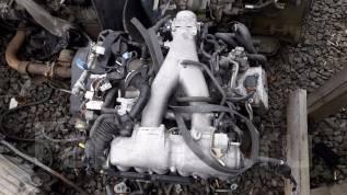 Двигатель. Toyota Verossa, JZX110 Двигатель 1JZFSE