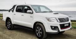 Продажа автозапчастей Hilux Pick up в Красноярске. Toyota Hilux Pick Up