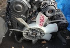 Двигатель в сборе. Mazda Bongo Brawny, SK56M