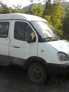 ГАЗ Газель Пассажирская. Газель пассажирская, 2 400 куб. см., 13 мест