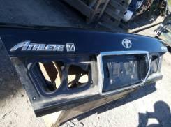 Крышка багажника. Toyota Crown, JZS179, JZS175, JZS173, JZS171, JZS171W Двигатель 1JZGTE