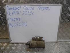 Стартер. Chevrolet Cruze