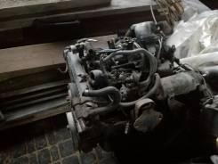Двигатель в сборе. Toyota Hiace