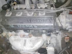 Двигатель. Toyota Corolla II, EL41 Toyota Corolla 2, EL41 Двигатель 4EFE
