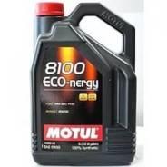 Motul 8100 Eco. Вязкость 5W-30, синтетическое