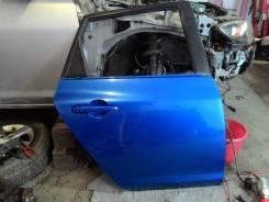 Дверь боковая. Mazda Axela Mazda Mazda3, BK Mazda Mazda3 MPS, BK