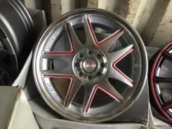 Sakura Wheels. 6.5x15, 4x98.00, 4x100.00, ET38, ЦО 73,0мм.