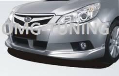 Обвес кузова аэродинамический. Subaru Legacy, BMG, BM, BMM, BM9. Под заказ