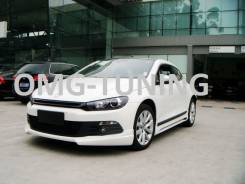 Обвес кузова аэродинамический. Volkswagen Scirocco. Под заказ